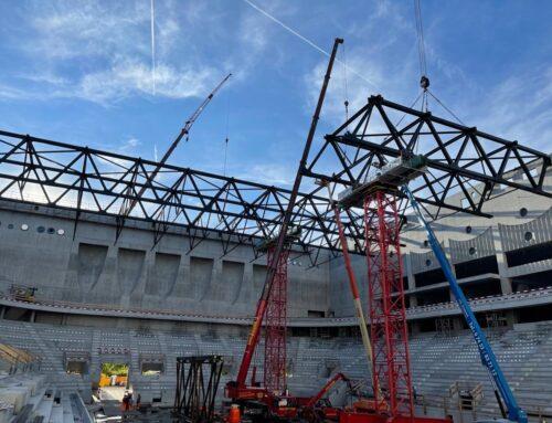 Eishockeystadion ZSC in Zürich