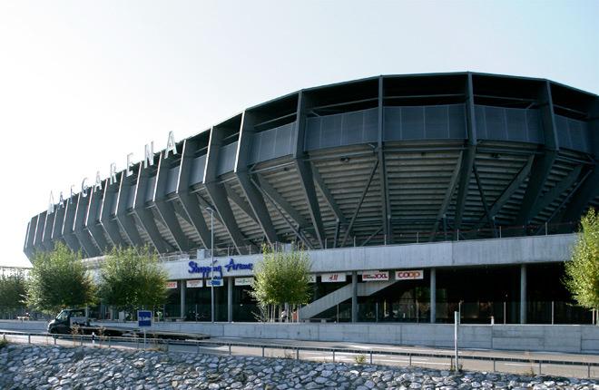 Stadion AFG Arena 4