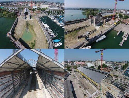 Sanierung Werft, Romanshorn