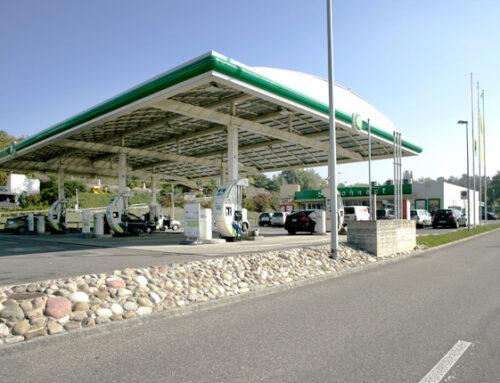 BP Service Airport, Kloten