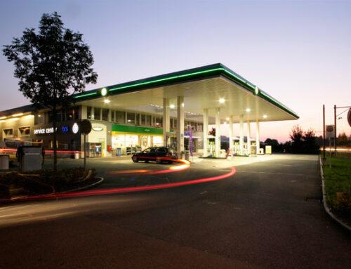 BP Tankstelle, St. Gallen