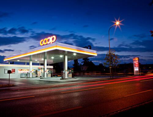 Coop Tankstelle, Herzogenbuchsee