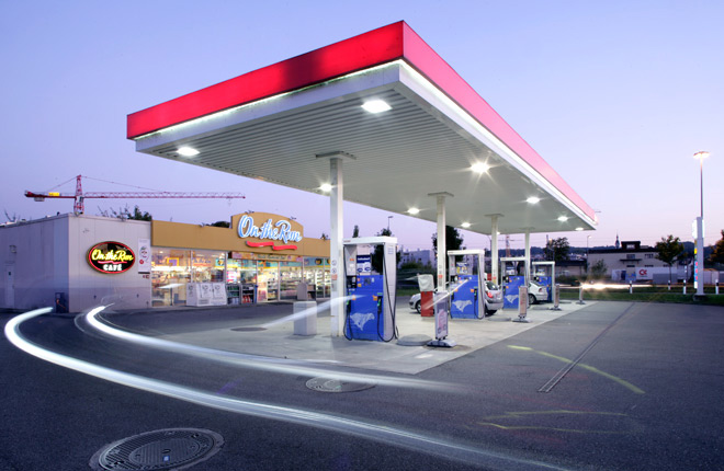 Tankstelle ESSO Kreuzlingen